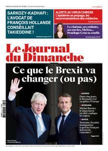 Le Journal du Dimanche - 26 janvier 2020