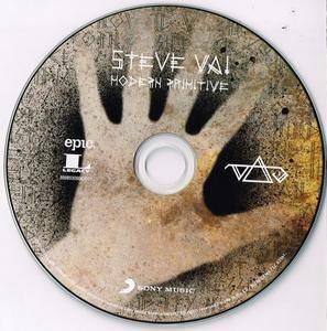 Steve Vai - Modern Primitive & Passion And Warfare 25th Anniversary Edition (2016) {2CD Digipak}