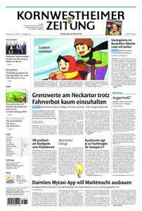 Kornwestheimer Zeitung - 29. März 2018