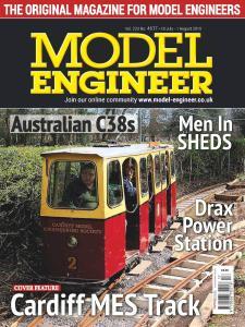 Model Engineer - 18 July 2019
