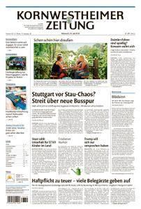 Kornwestheimer Zeitung - 18. Juli 2018