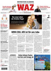 WAZ Westdeutsche Allgemeine Zeitung Oberhausen-Sterkrade - 26. Juni 2019