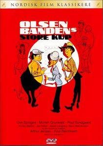 The Olsen Gang's Big Score (1972)