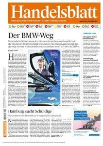 Handelsblatt - 01. Dezember 2015