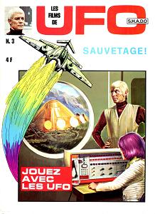 Les Films de UFO - Tome 3 - Sauvetage!