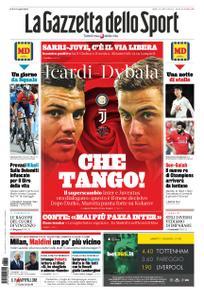 La Gazzetta dello Sport Roma – 01 giugno 2019