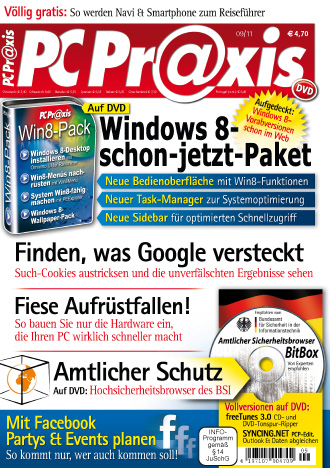 PC Praxis Magazin No 09 2011