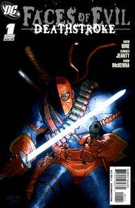 Faces of Evil - Deathstroke (2009)