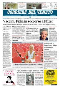 Corriere del Veneto Venezia e Mestre – 20 gennaio 2021