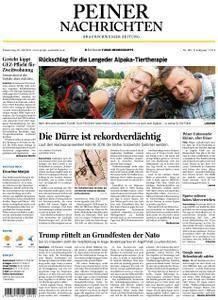 Peiner Nachrichten - 19. Juli 2018