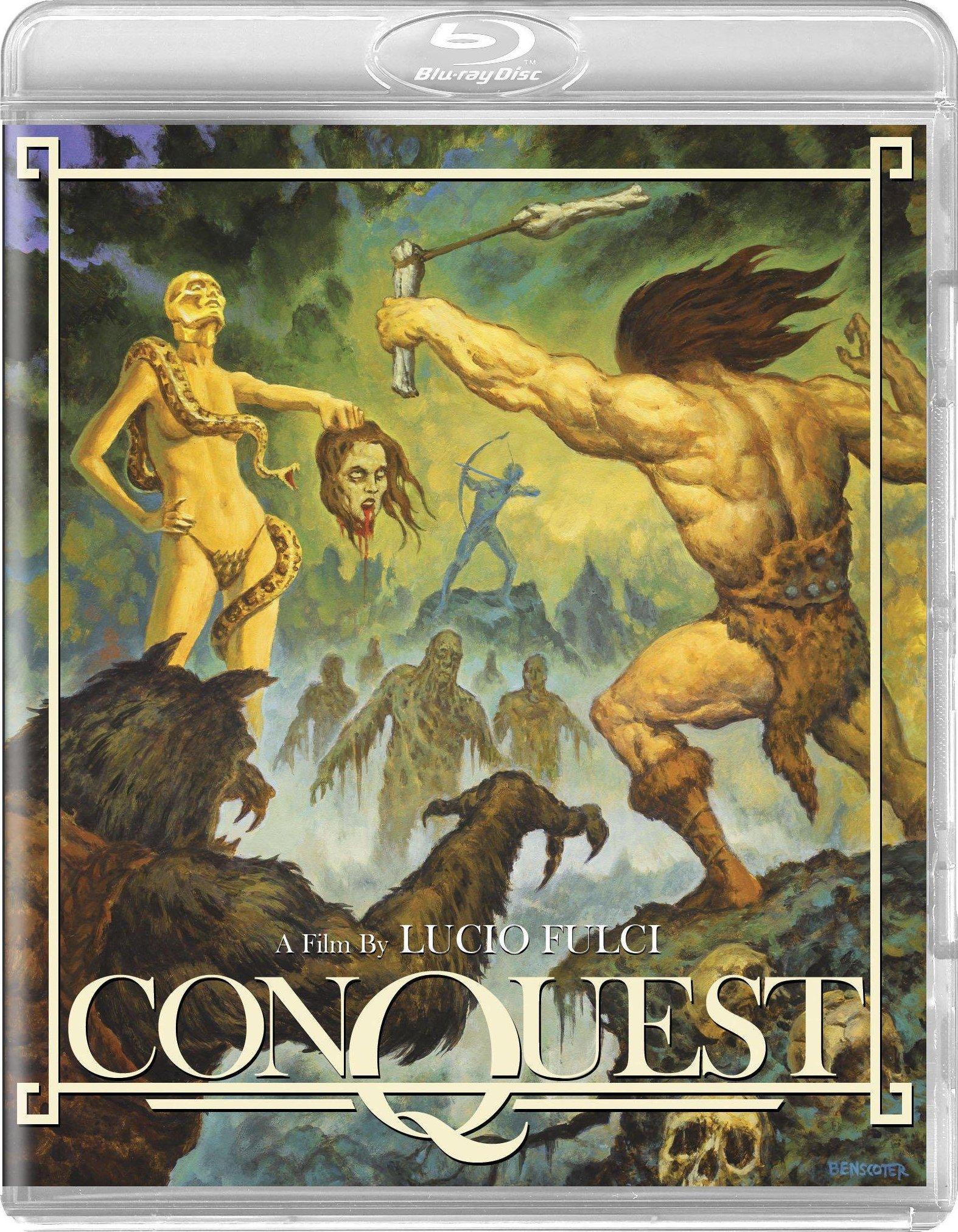 Conquest (1983) + Extras