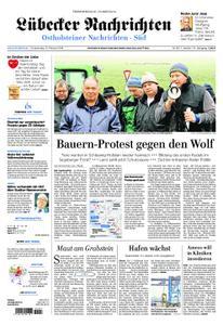 Lübecker Nachrichten Ostholstein Süd - 14. Februar 2019
