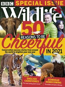BBC Wildlife - January 2021