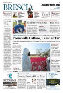 Corriere della Sera Brescia – 17 ottobre 2019