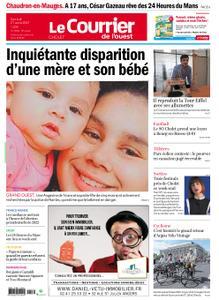 Le Courrier de l'Ouest Cholet – 21 août 2021