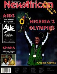 New African - September 1996