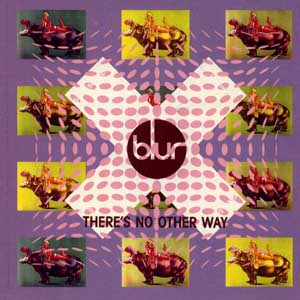 Blur – There's No Other Way (1991) (CD Single)
