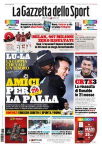 La Gazzetta dello Sport Roma – 08 gennaio 2020