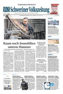 Schweriner Volkszeitung Hagenower Kreisblatt - 30. März 2019