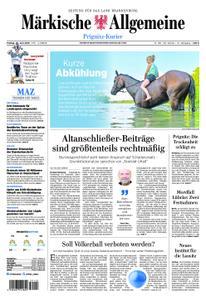 Märkische Allgemeine Prignitz Kurier - 28. Juni 2019
