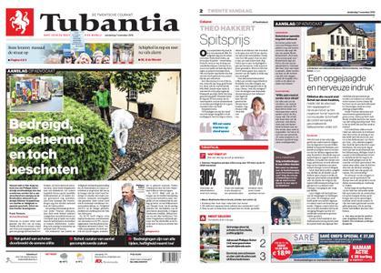 Tubantia - Enschede – 07 november 2019