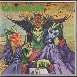Greenslade ‎- Time And Tide (1975) US Pressing - LP/FLAC In 24bit/96kHz