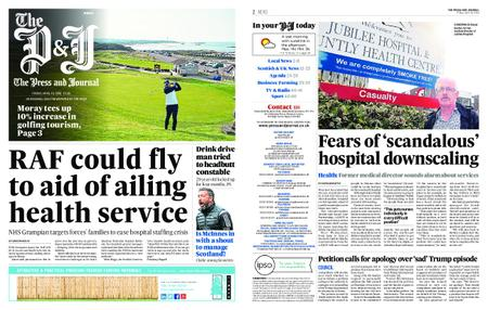 The Press and Journal Moray – April 19, 2019
