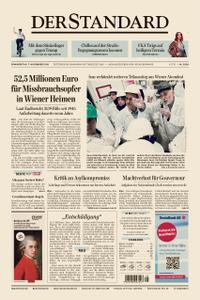 Der Standard – 07. November 2019