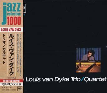 Louis Van Dyke - The Louis Van Dyke Trio/Quartet (1964) {2014 Japan Jazz Collection 1000 Columbia-RCA Series SICP 4288}