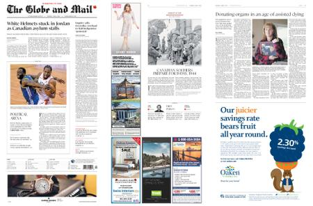 The Globe and Mail – June 03, 2019