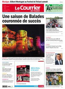 Le Courrier de l'Ouest Angers – 19 août 2019