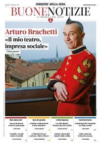 Corriere della Sera Buone Notizie – 17 dicembre 2019