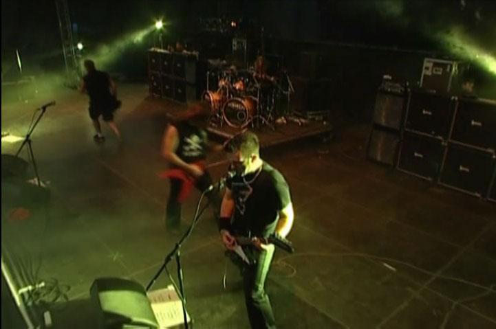Annihilator Live At Masters Of Rock 2009 Avaxhome