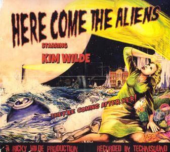 Kim Wilde - Here Come The Aliens (2018)