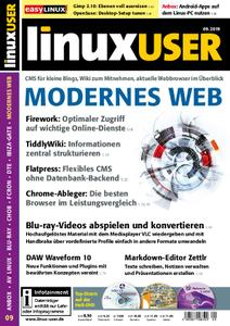 LinuxUser – September 2019