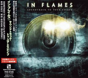 In Flames - Soundtrack To Your Escape (2004) [Japanese Edition]
