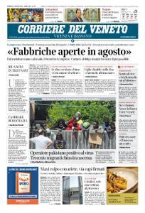 Corriere del Veneto Vicenza e Bassano – 12 giugno 2020