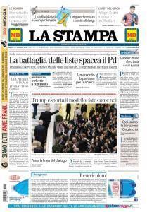La Stampa Torino Provincia e Canavese - 27 Gennaio 2018
