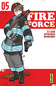 Fire Force - Tome 5