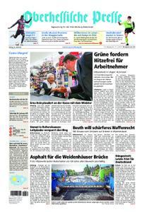 Oberhessische Presse Marburg/Ostkreis - 26. Juli 2019