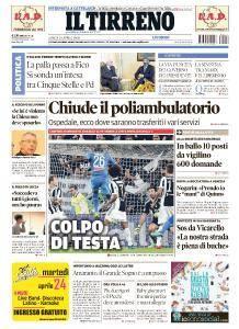 Il Tirreno Livorno - 23 Aprile 2018