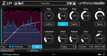 Unfiltered Audio Zip v1.0 WiN