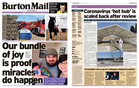Burton Mail – July 13, 2020