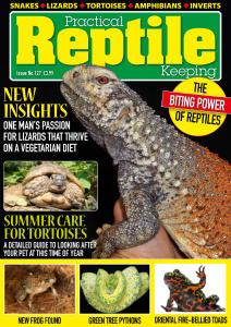 Practical Reptile Keeping - Issue 127 - July 2020