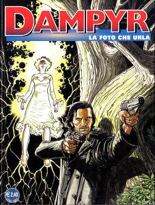 Dampyr - Volume 61 - La Foto che Urla