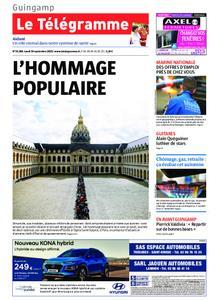 Le Télégramme Guingamp – 30 septembre 2019