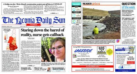 The Laconia Daily Sun – April 09, 2020