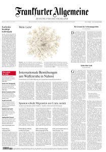 Frankfurter Allgemeine Zeitung - 19 Mai 2021