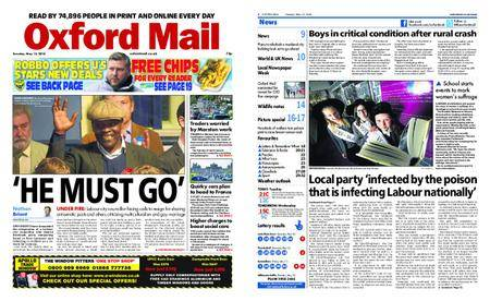 Oxford Mail – May 15, 2018