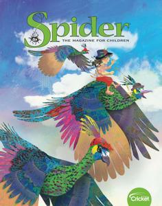 Spider - April 2019